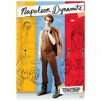 Napoleon Dynamite (DVD, 2009, Full Frame/Widescreen Movie Cash)