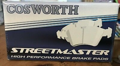 AP Racing CP5200, Cosworth StreetMaster Front Brake Pads
