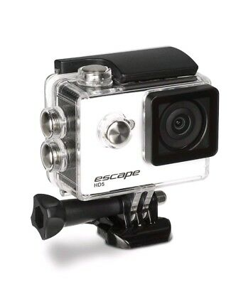 Kitvision Escape HD5 720p Waterproof Action Camera with Mounting Accessories