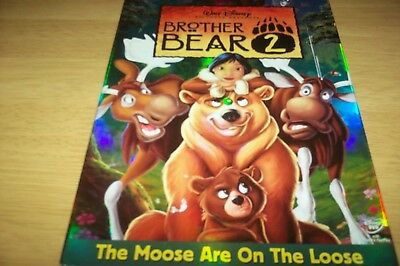 Walt Disney Brother Bear 2 DVD