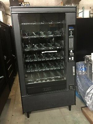 Crane National 157 Glass Front Snack Vending Machine