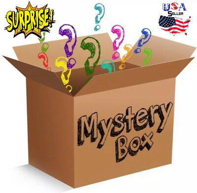 $27 Mysteries Box New! Anything and Everything? No Junk!! Valentines Gift !! $27
