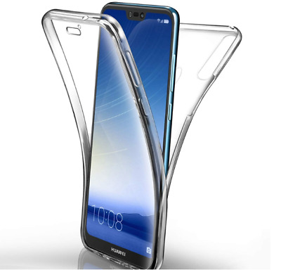 Luxury Soft TPU Silicone 360 Full Cover Case For Samsung Galaxy S8