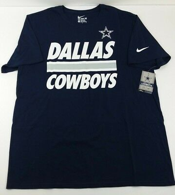 NIKE TEAM DALLAS Cowboys NFL Pro Line Polo Shirt Blue Abstract Men ... 779c4c8a9