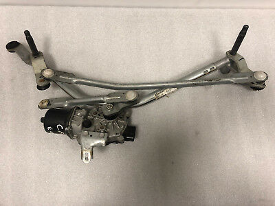2017 Renault Captur Front Windscreen Wiper Motor Complete Linkage 288001161R,LHD