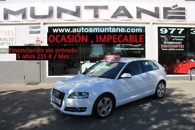 """Audi A3 1.6 TDI 105cv.-"""" Attraction """".-""""IMPECABLE"""".-"""