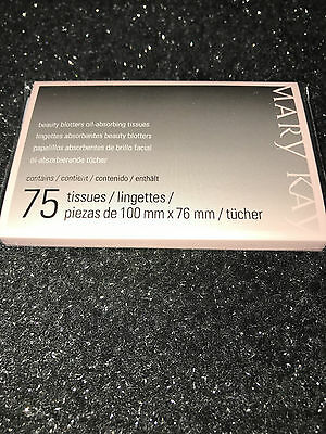 MARY KAY Beauty Blotters Oil Absorbing Tissues *BRAND NEW* AWARD WINNING!