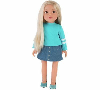 Chad Valley Designafriend Taylor Doll - 18inch/45cm Best Gift To Give Your Kids