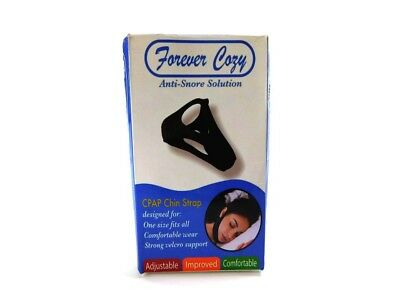 Deluxe Anti Snoring Chin Strap - Sleeping Aid, Cpap Chin Strap Snoring Solutions