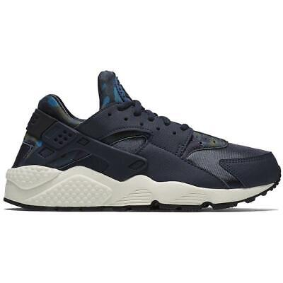 new product c6475 7e7da Nike da Donna Air Huarache Run Stampa Ossidiana Scarpe Sportive 725076 400