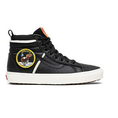 3bcf0d1517aa VANS SK8-HI 46 MTE DX NASA Space Voyager White Leather Trainers ...