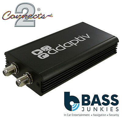 Connects2 ADV-DVBT1 DVB-T SD Car TV Tuner