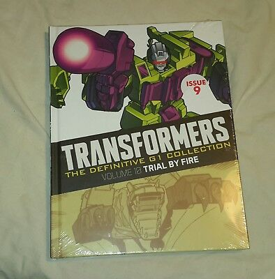 Transformers G1 Definitive Collection Issue 9 Volume 10 (Brand new and sealed)