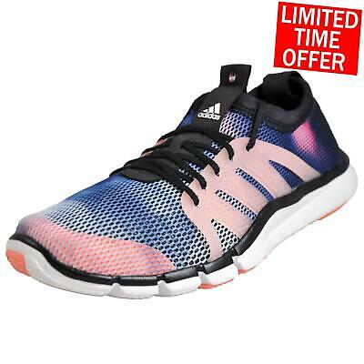 finest selection ce9b7 a8d1d Adidas Core Grace Women s Running Shoes Fitness Gym Workout Trainers