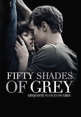 Fifty Shades of Grey [DVD 2015]