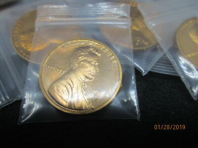 1974-S Proof Lincoln Cent Penny