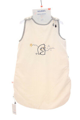 noukie´s Velour Baby Schlafsack BB1850.05 Timeless 70 cm