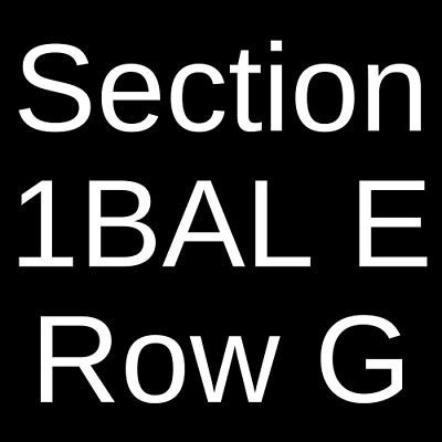 2 Tickets John Mellencamp 4/23/19 Keller Auditorium Portland, OR