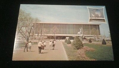 Postcard United States Pavilion New York World's Fair 1964 - 1965
