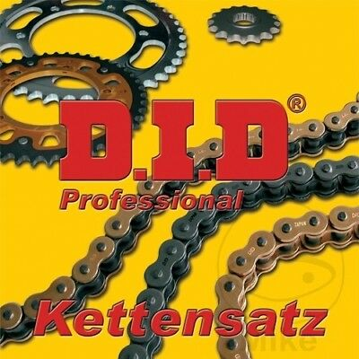 DID X-Ring G&G 530ZVMX Chain & JT Sprocket Kit 17/38 (973225 2868 276058)