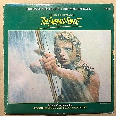 The Emerald Forest (OMPS) - 1985 Australasian 1st Press - GOOD / EX Vinyl LP