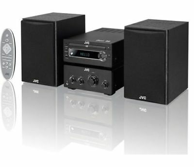 JVC UX-D750 All in 1 Micro Hifi With CD Player +Bluetooth+ DAB&FM + USB MP3