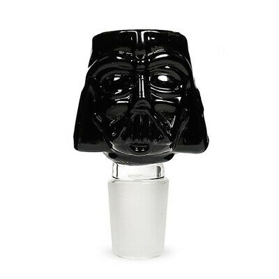 Star Wars Yoda Green Glass Design Slide Bowl 14mm / 18mm Male Free Shipping