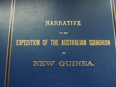 EXPEDITION OF THE AUSTRALIAN SQUADRON IN NEW GUINEA 1stED COLONIAL NAVY HISTORY