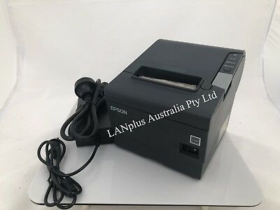 Epson TM-T88V USB RS232 Serial Port Thermal Docket Receipt Printer M244A POS