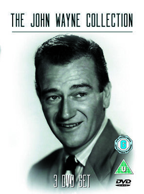 John Wayne - Mclintock / Angel And The Badman / His Private Secretary DVD