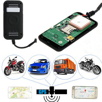 GT02A GPS LOCATOR GPRS GSM Tracker For Car/Vehicle/Motorcycle