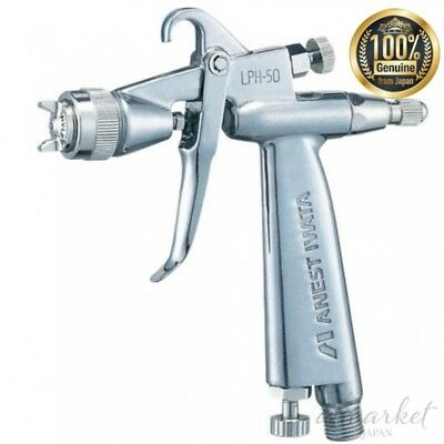 NEW Anest automobile repair metal paint spray gun LPH 5002 G genuine from JAPAN