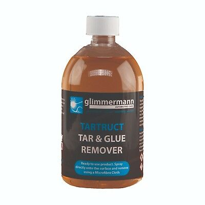 Glimmermann Products TarTruct Bug Tar & Glue Remover  500ml