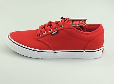 ee9cc77742fb Vans Atwood Chili Pepper Unisex Men s Shoes Sneakers Shoes Red New  Selectable