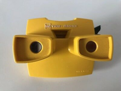 RARE yellow GAF View-master Model J
