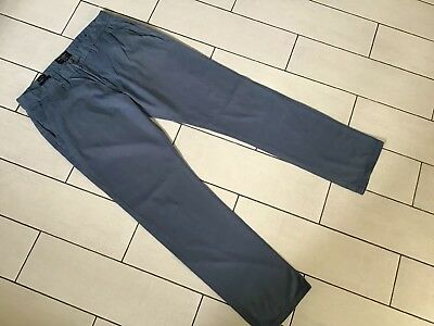 Clothing, Shoes & Accessories Mens Industrialize Grey Slim Fit Jeans Size 34r #94c3 Men's Clothing
