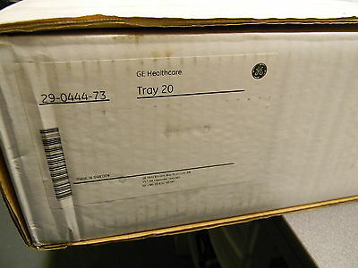 GE Tray 20 P/N 29-0444-73 Part of the ReadyToProcess WAVE 25 bioreactor system