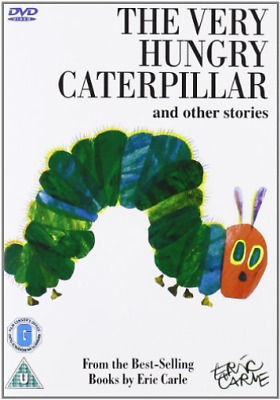 Very Hungry Caterpillar and Other Stories (UK IMPORT) DVD NEW
