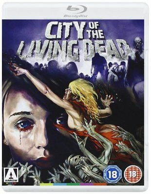 Christopher George, Janet A...-City of the Living Dead (UK IMPORT) Blu-Ray NEW