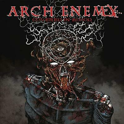 Arch Enemy-Covered In Blood (UK IMPORT) CD NEW