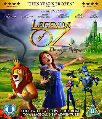 Legends Of Oz - Dorothys Return Blu-Ray