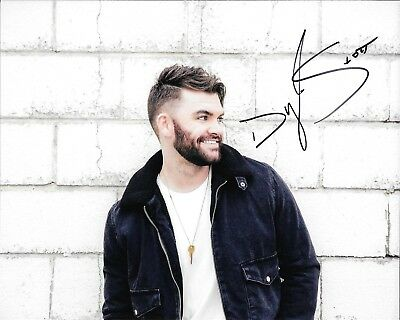 Dylan Scott  Country Music  Autographed / Signed Photo