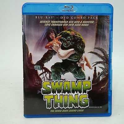 Swamp Thing (BluRay ONLY) Adrienne Barbeau