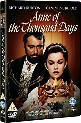 Anne of the Thousand Days [DVD]