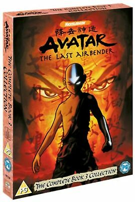 Avatar - The Last Airbender - The Complete Book 3 Collection (Box Set) [DVD]