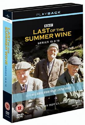 Last of the Summer Wine: The Complete Series 15 and 16 [DVD]