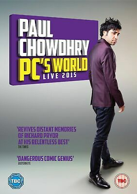 Paul Chowdhry: PC's World [DVD]