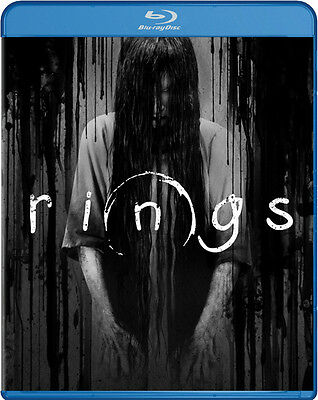 Rings (with Digital Copy) [Blu-ray]