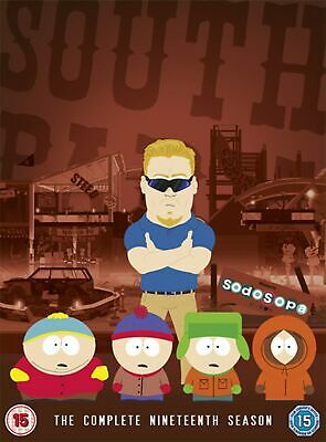 South Park: The Complete Nineteenth Season [DVD]