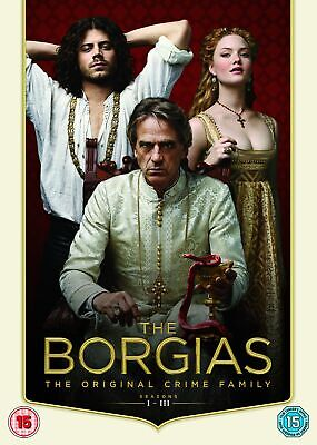 The Borgias: Seasons 1-3 (Box Set) [DVD]